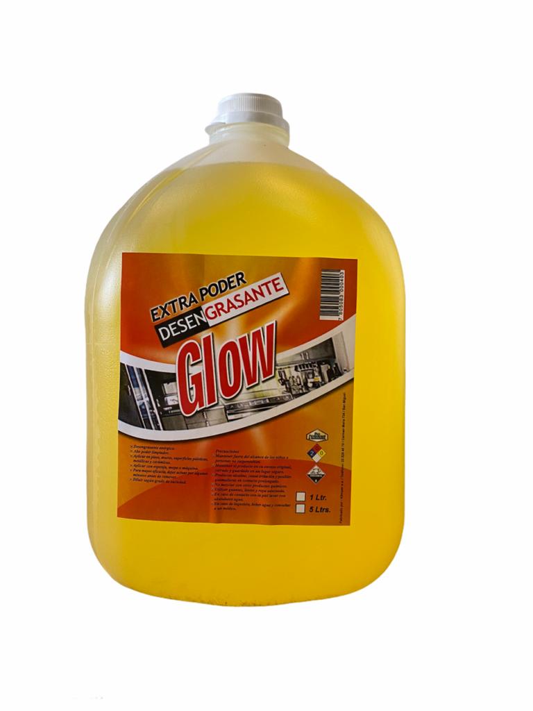 Desengrasante Glow 5L
