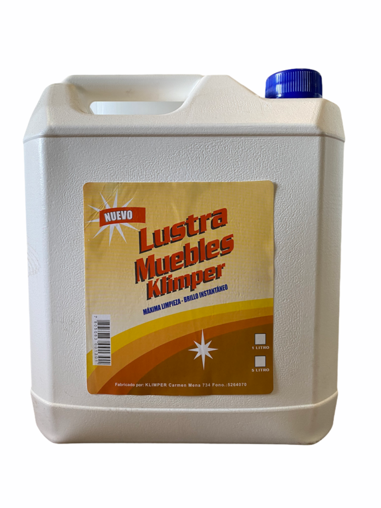 Lustramueble 5L