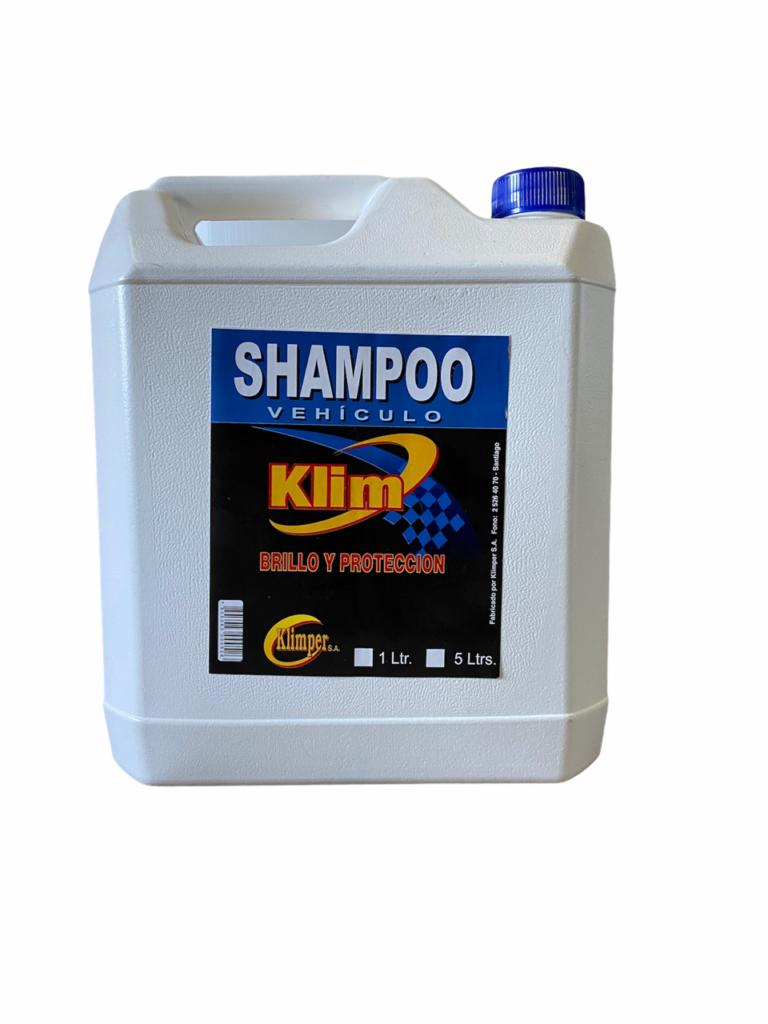 Shampoo para Vehiculos 5L