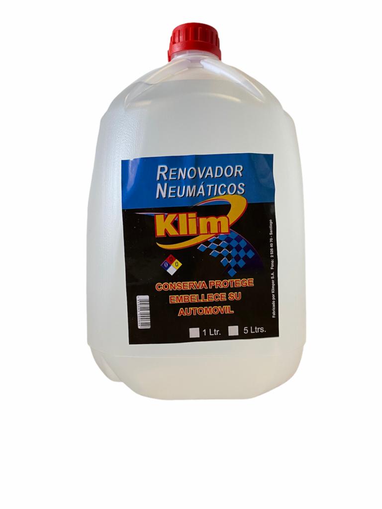 Renovador de Neumaticos 5L