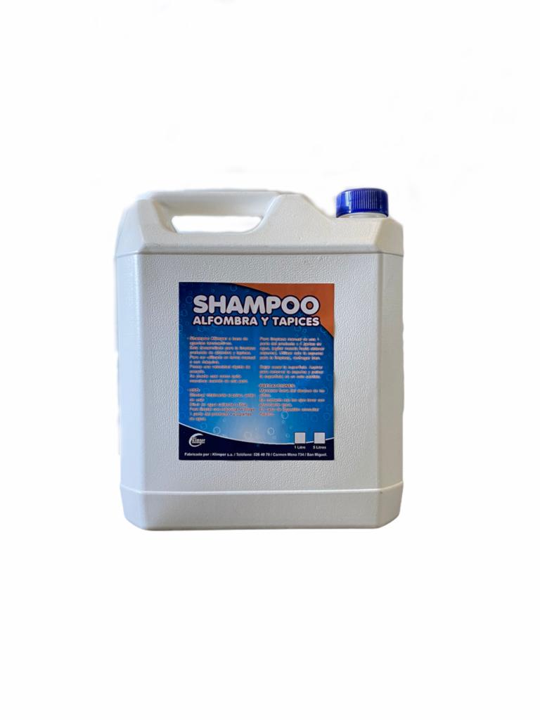 Shampoo para Alfombras y Tapices 5L